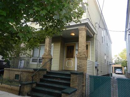 15 WASHINGTON PARKWAY  Bayonne, NJ MLS# 150013138