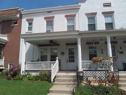 629 3RD STREET Lancaster, PA MLS# 225230