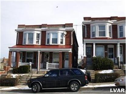 849 North 5Th Street Allentown, PA MLS# 351562