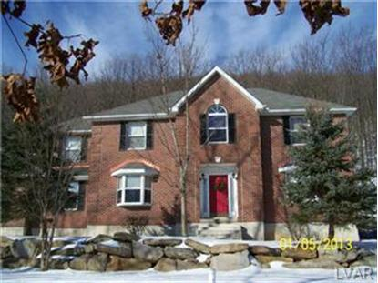 840 Lower Mountain Drive Chestnuthill Twp, PA MLS# 442857