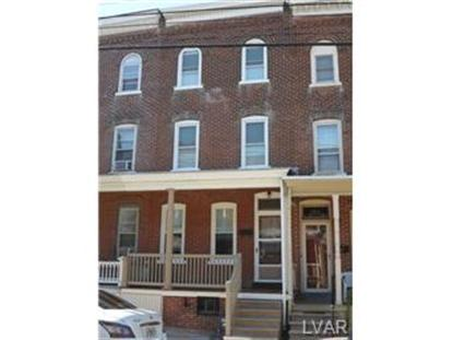 322 North Franklin Street, Allentown, PA