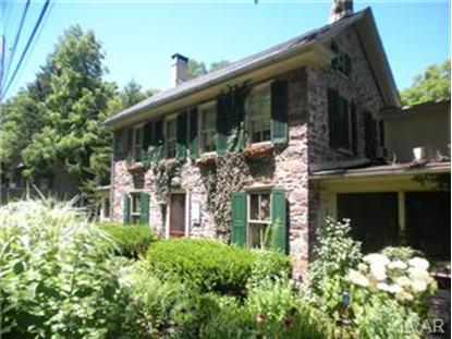 541 Church Hill Road Upper Black Eddy, PA MLS# 461821