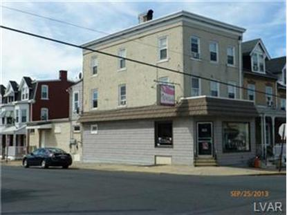602 North 16Th Street Allentown, PA MLS# 468619