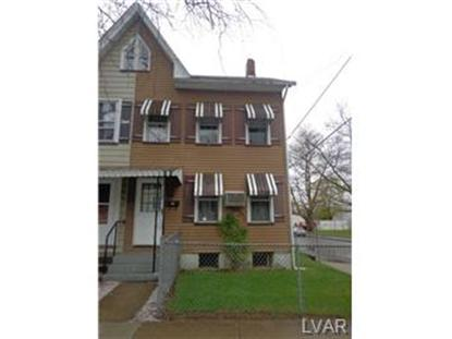 1001 West Wilkes Barre Street Easton, PA MLS# 471077