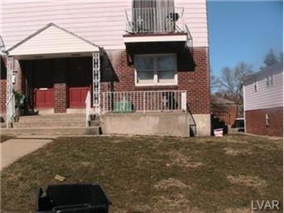 1603 West South Street Allentown, PA MLS# 471322