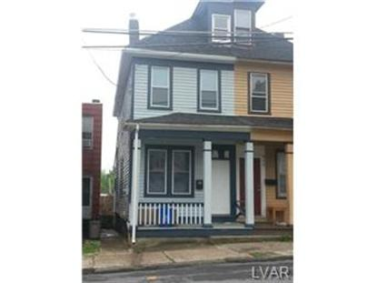 832 Bushkill Street Easton, PA MLS# 472951