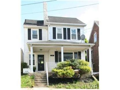 240 West BERWICK Street Easton, PA MLS# 473395
