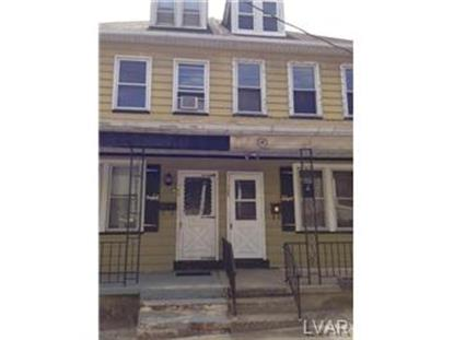 722 Pearl Street Easton, PA MLS# 474917