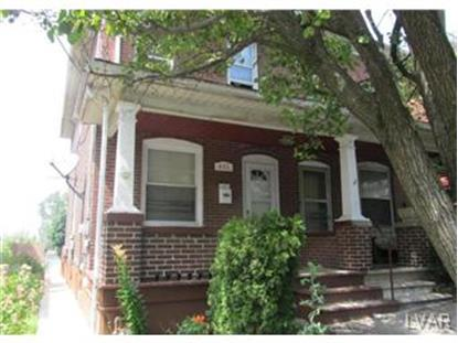 637 Belmont Street Easton, PA MLS# 476450