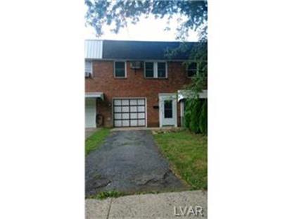 695 Dixon Street Allentown, PA MLS# 479676