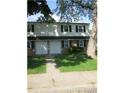 722 Carldon Street Allentown, PA MLS# 480461