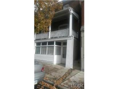 262 East Walnut  Allentown, PA MLS# 481863