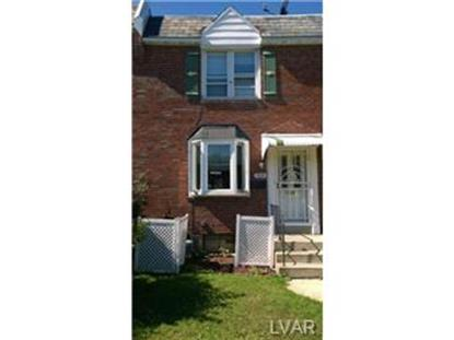 1926 South Delaware Street Allentown, PA MLS# 482011