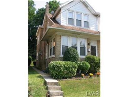 2128 West Liberty Street Allentown, PA MLS# 484017