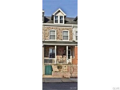 1445 West Liberty Street Allentown, PA MLS# 493459