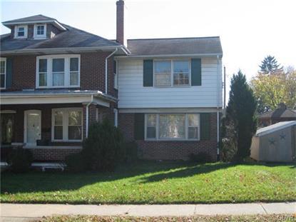1828 West Pennsylvania Street Allentown, PA MLS# 508584