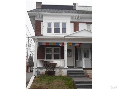 235 Saint George Street Allentown, PA MLS# 511145