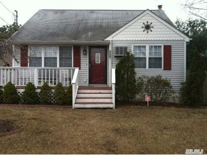 527 Lenox Ave East Patchogue, NY MLS# 2658401