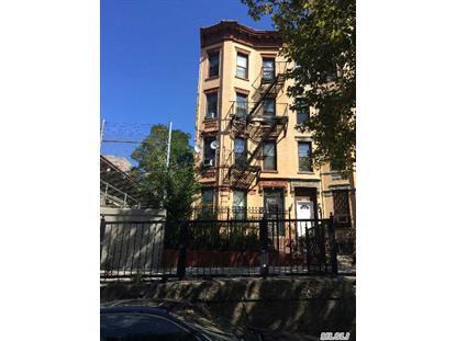 619 Park Pl Brooklyn, NY MLS# 2706094