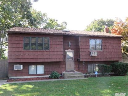 260 Manhattan Ave West Babylon, NY MLS# 2713327