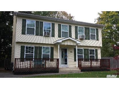 848 Taylor Ave East Patchogue, NY MLS# 2717248