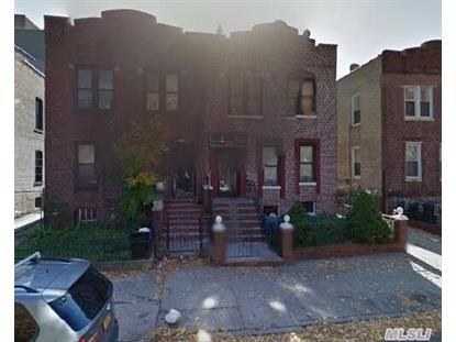 1014 Carroll St Brooklyn, NY MLS# 2749760