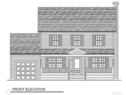 New Const Williams Ave Holtsville, NY MLS# 2750502