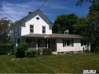 145 Wickapogue Rd Southampton, NY MLS# 2752661