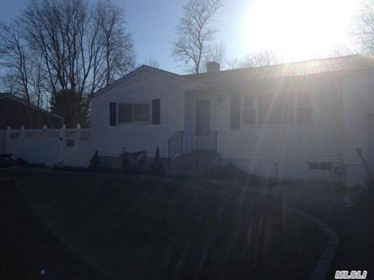 832 Americus Ave East Patchogue, NY MLS# 2768167