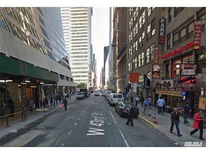 35 West 43 St Manhattan, NY MLS# 2819204