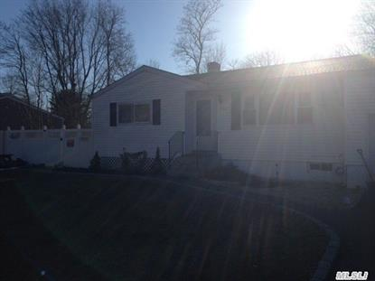 832 Americus Ave East Patchogue, NY MLS# 2831439