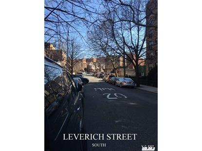 35-20 Leverich St Jackson Heights, NY MLS# 2831751