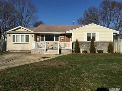 3 Hunter Ln Centereach, NY MLS# 2839473