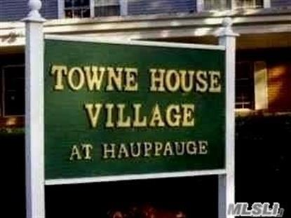 603 Towne House Vlg Hauppauge, NY MLS# 2857548