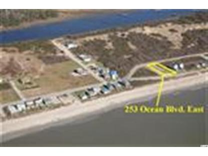 253 Ocean Blvd W Holden Beach, NC MLS# 1317946