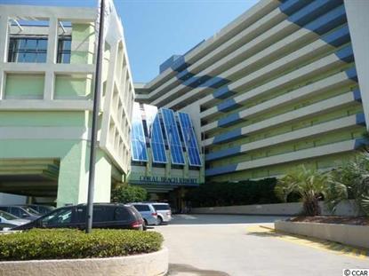 1105 S Ocean Blvd #1146-1148 Myrtle Beach, SC MLS# 1512118