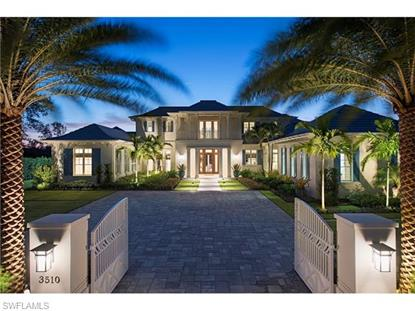 3510 Fort Charles DR Naples, FL MLS# 214040939