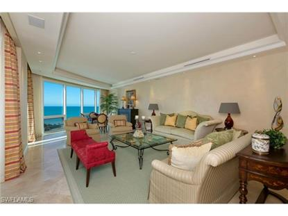 4501 N Gulf Shore BLVD Naples, FL MLS# 214059176