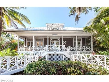 124 Useppa  Captiva, FL MLS# 215059200
