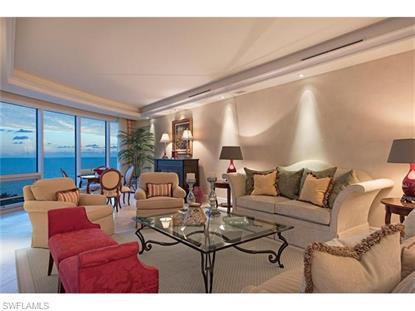 4501 N Gulf Shore BLVD Naples, FL MLS# 215073049