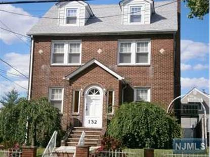 132 ARLINGTON BLVD North Arlington, NJ MLS# 1421216