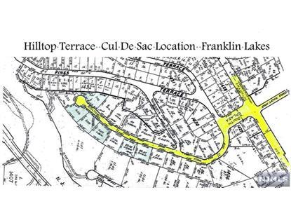 885 Hilltop Ter Franklin Lakes, NJ MLS# 1504900