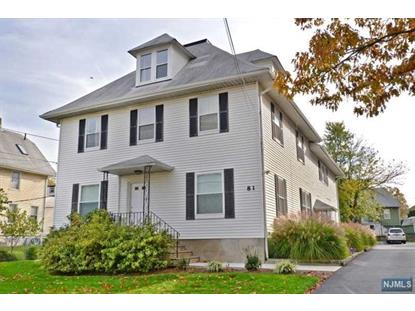 81 Centre St Nutley, NJ MLS# 1507316