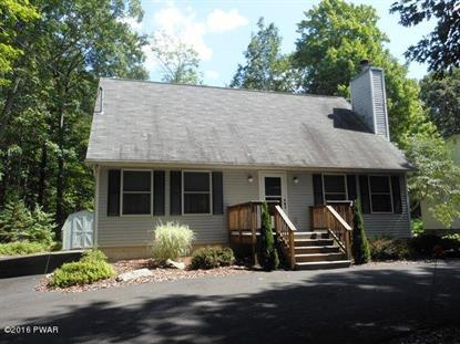 117 Lone Pine Bay  Lords Valley, PA MLS# 13-601