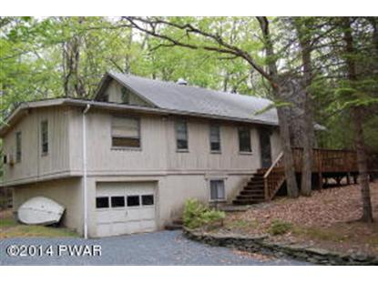 800 Towhee Court  Lords Valley, PA MLS# 14-1893