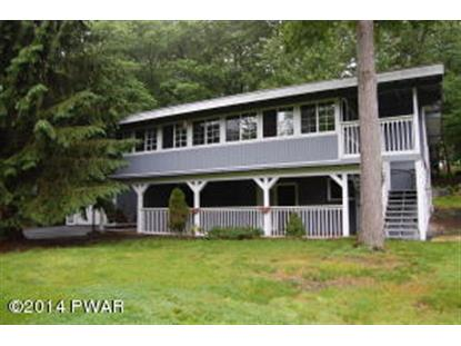 204 Waterview Drive  Lords Valley, PA MLS# 14-2879