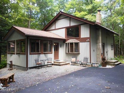 131 Comstock Dr Lords Valley, PA MLS# 14-3781