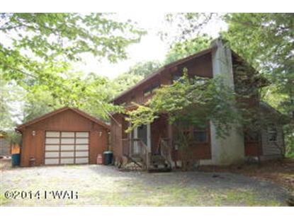 119 Burning Tree Drive  Lords Valley, PA MLS# 14-4201