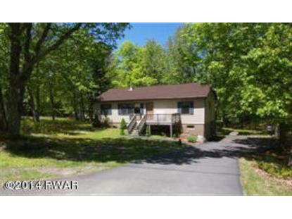 123 HORSESHOE Ln Lords Valley, PA MLS# 14-5057