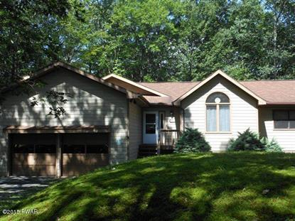 114 Eisenhower Dr Lords Valley, PA MLS# 14-532